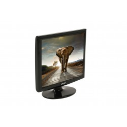 A1703-T Mecer 17'' (5.4) Monitor-Black -Projected capacitive
