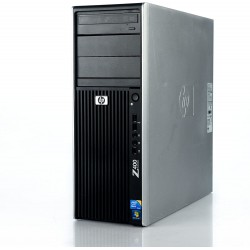 HP Z400 Xeon Quad Core Workstation