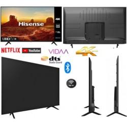 Hisense 65 inch True 4K UHD LED Matrix Frameless VIDAA OS Based Smart TV --new sealed