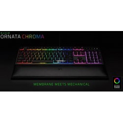 Razer Ornata Chroma Multi Color Membrane Gaming Keyboard