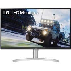 LG 32UN550-W Series 31.5 Inch Ultra HD LED Monitor